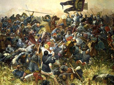 640 лет Куликовской битве