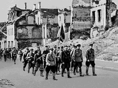 Освобождение советского Минска от фашистов (1944)