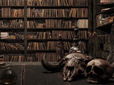 Книжные подборки: ужасы