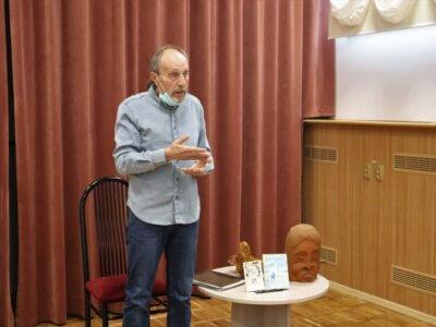 Александр Новичихин: поэт, художник, исследователь жизни